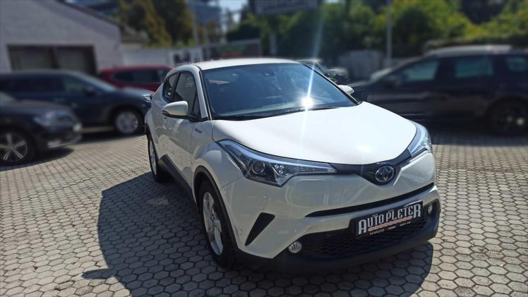 Toyota C-HR Hybrid 1,8 VVT-i C-ULT Aut.