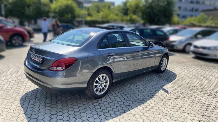 Rabljeni automobil na prodaju iz oglasa 64143 - Mercedes-Benz C-Klasa C 200 d Aut.