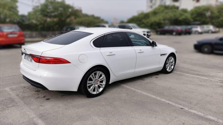 Rabljeni automobil na prodaju iz oglasa 63912 - Jaguar XF XF 2,0 D (i4D) E-Performance Pure Aut.