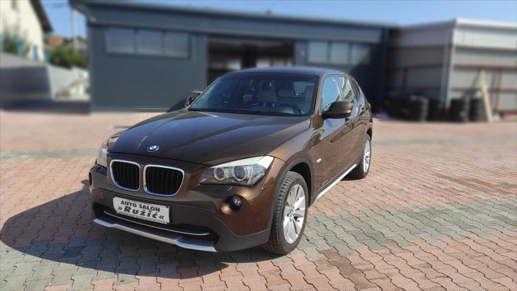Rabljeni automobil na prodaju iz oglasa 63926 - BMW Serija X1 X1 sDrive20d