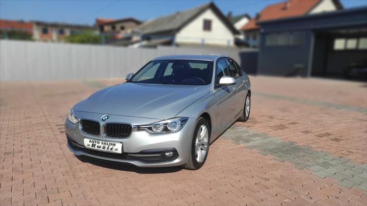 Rabljeni automobil na prodaju iz oglasa 63924 - BMW Serija 3 318d Edition Sport Line