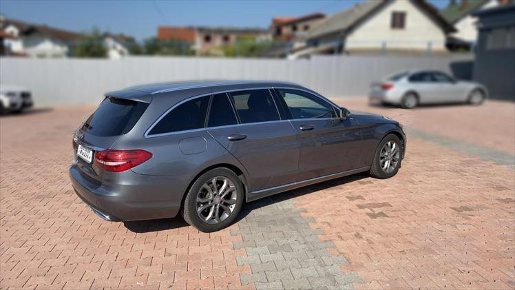 Rabljeni automobil na prodaju iz oglasa 63925 - Mercedes-Benz C-Klasa C 200 d T
