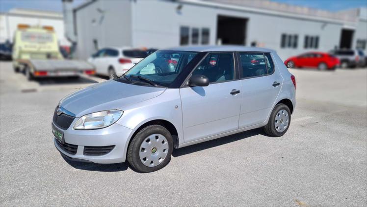Škoda Fabia 1,6 TDI CR Active