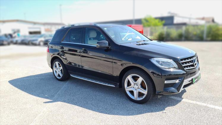 Mercedes-Benz ML 350 4MATIC BlueTEC Aut.