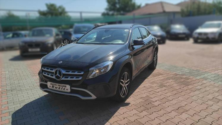 Rabljeni automobil na prodaju iz oglasa 63933 - Mercedes-Benz GLA-Klasa GLA 180 d Star Edition