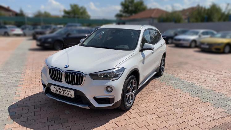 Rabljeni automobil na prodaju iz oglasa 63941 - BMW Serija X1 X1 sDrive16d Sport Line