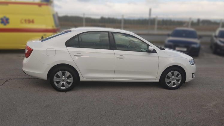 Škoda Rapid 1,4 TDI Ambition