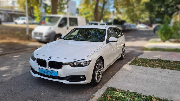 Rabljeni automobil na prodaju iz oglasa 64001 - BMW Serija 3 Serija 3 320D