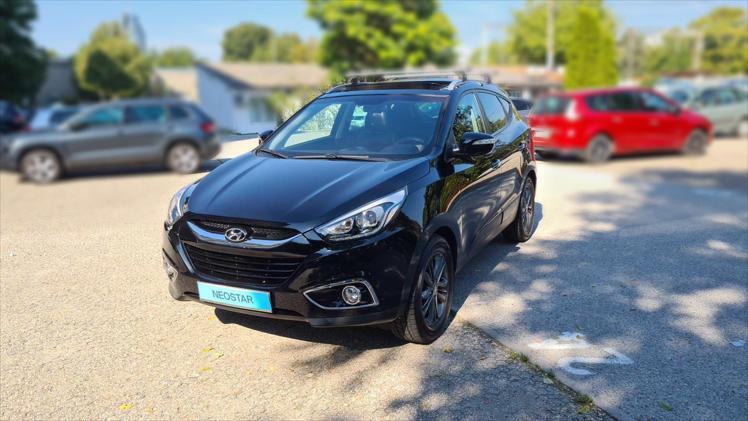 Rabljeni automobil na prodaju iz oglasa 64003 - Hyundai ix35 ix35 1,7 CRDi iLike