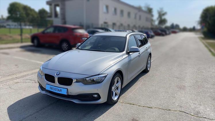 Rabljeni automobil na prodaju iz oglasa 64059 - BMW Serija 3 318d