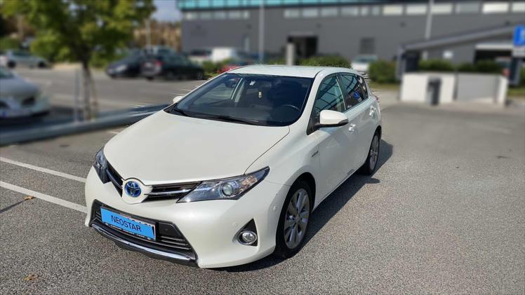 Rabljeni automobil na prodaju iz oglasa 64212 - Toyota Auris Auris Hybrid 1,8 VVT-i Sol Aut.
