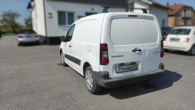 Peugeot Partner 1,6 HDi L1 FAP