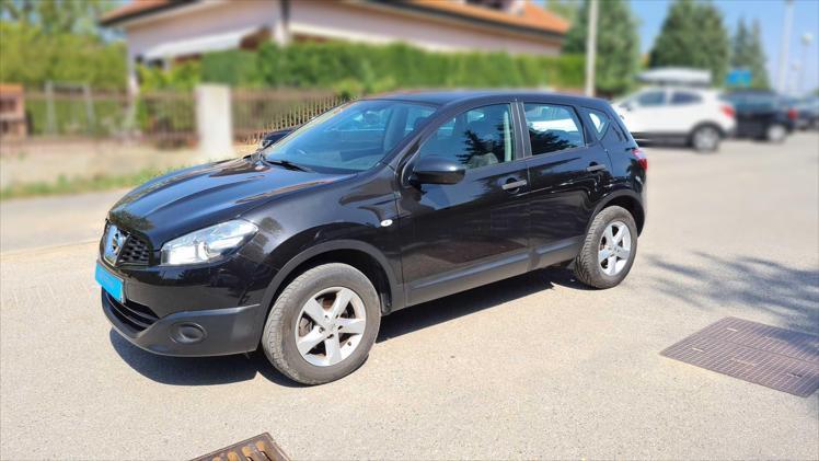 Nissan Qashqai 1,6 16V Visia Plus
