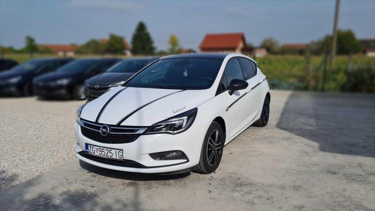 Rabljeni automobil na prodaju iz oglasa 64132 - Opel Astra Astra 1,0 Turbo EcoTec Dynamic Start/Stop