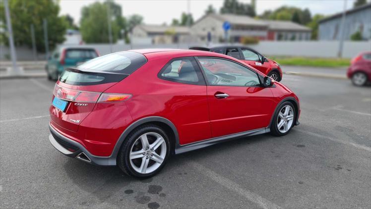 Rabljeni automobil na prodaju iz oglasa 64111 - Honda Civic Type S  Civic 2,2i-CDTi Type S
