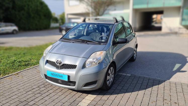 Rabljeni automobil na prodaju iz oglasa 64159 - Toyota Yaris Yaris 1,33 VVT-i Sol