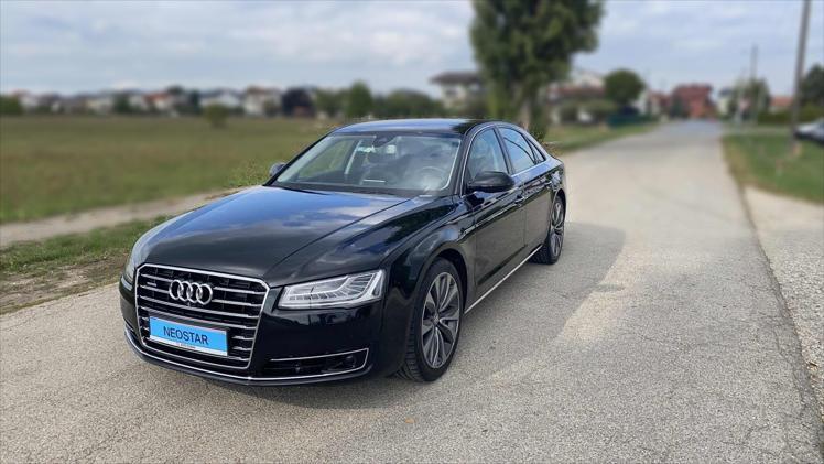 Used 64306 - Audi A8 A8 quattro 3,0 TDI Tiptronic cars