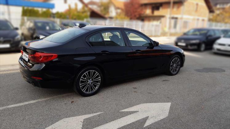 Used 64978 - BMW Serija 5 520d Sport Line Aut. 4 vrata cars