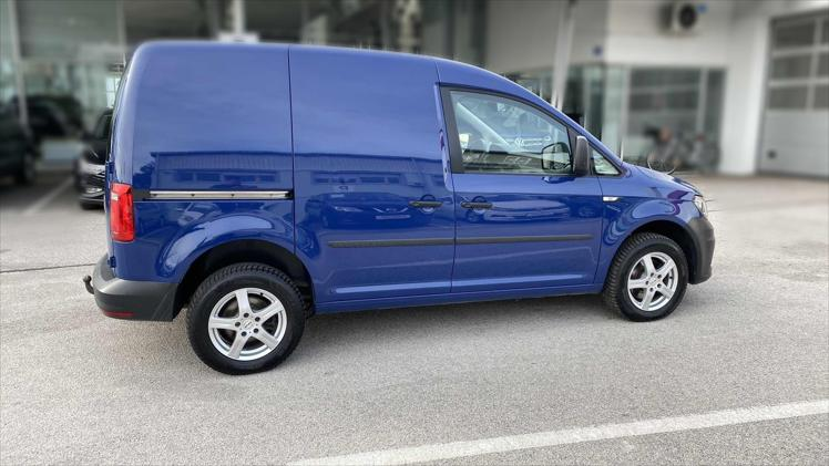VW Caddy 4motion 2,0 TDI Trendline
