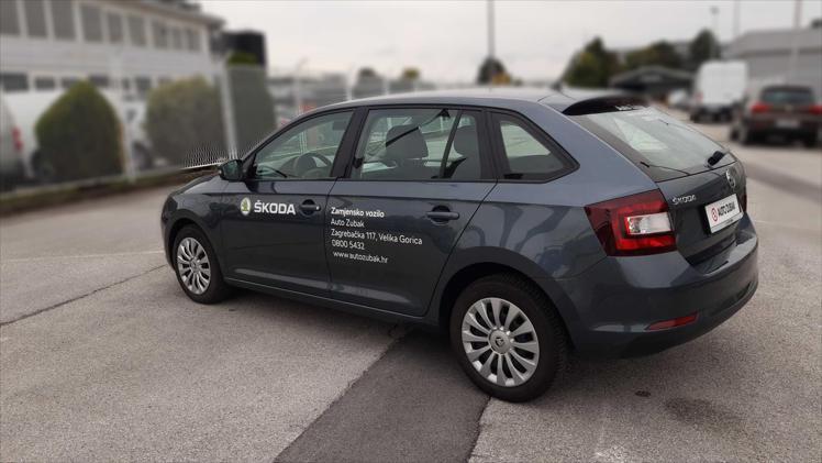 Škoda Rapid Spaceback 1,4 TDI Ambition