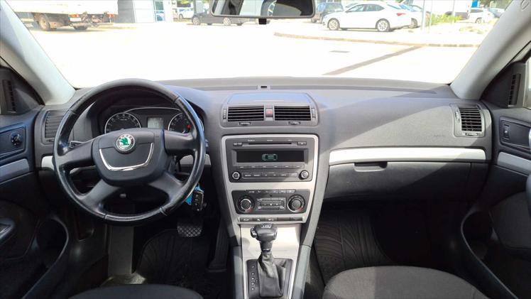 Škoda Octavia 2,0 TDI CR DPF Ambition Plus DSG