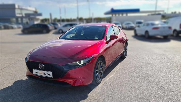 Mazda Mazda3 G122 Plus/Safety/Sound/Luxury/Style