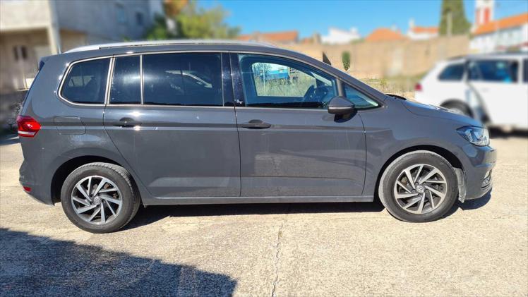 VW Touran 1,6 TDI BMT Comfortline