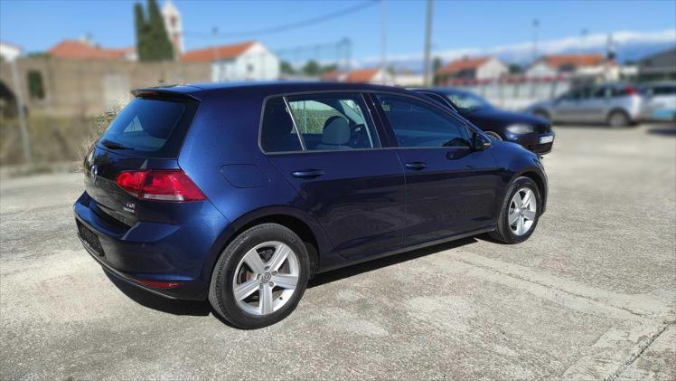 VW Golf 1,6 TDI BMT Comfortline