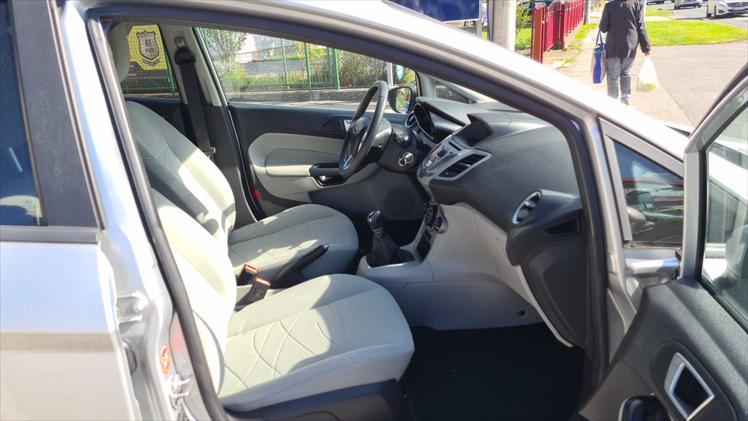 Ford Fiesta Titanium 1,6 TDCi