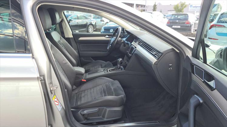 VW Passat 2,0 TDI BMT R-Line DSG