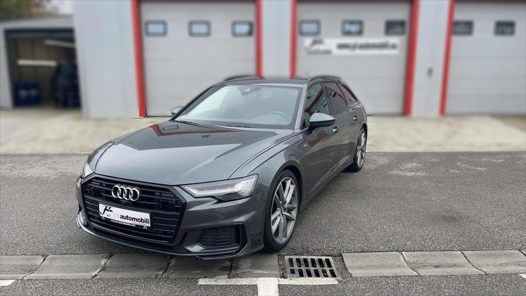 Used 64909 - Audi A6 A6 50 TDI Avant cars