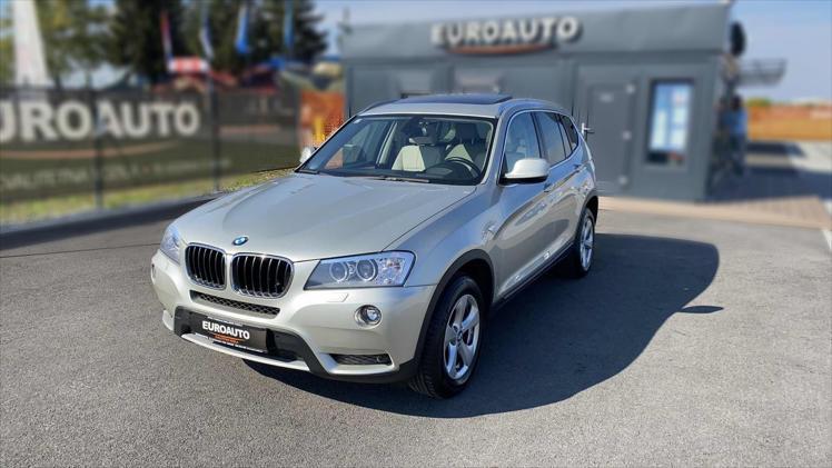 Used 64777 - BMW Serija X3 X3 XDRIVE 20D cars