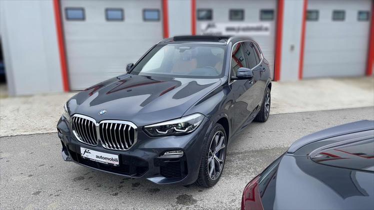Used 64912 - BMW Serija X5 X5 xDrive25d Aut. cars