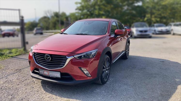Used 64849 - Mazda CX-3 CX-3 CD105 Revolution cars