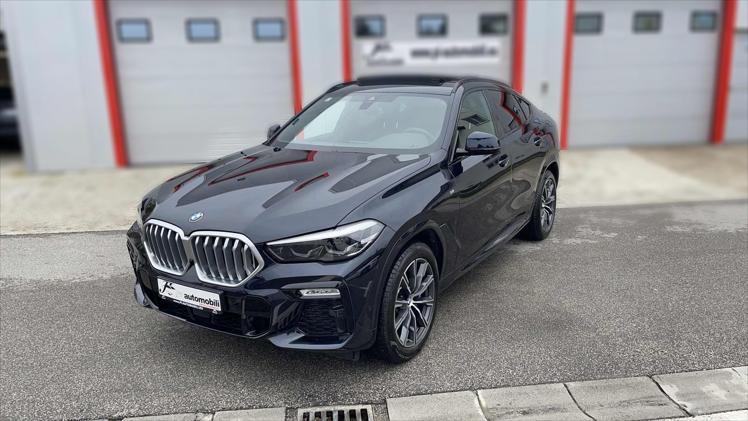 Used 64910 - BMW Serija X6 X6 xDrive30d Aut. cars