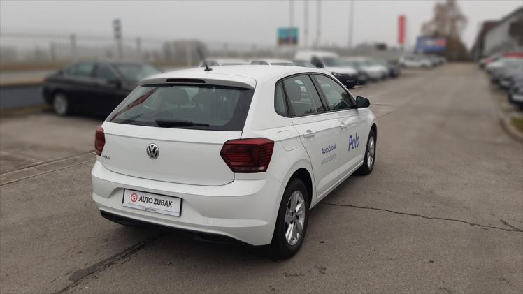 VW Polo 1,0 TSI Comfortline