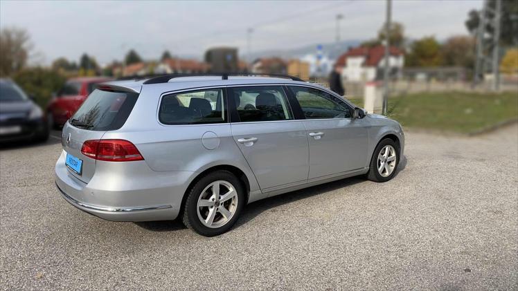 Used 64957 - VW Passat Passat Variant 1,6 TDI BlueMotionTech.Comfortline cars