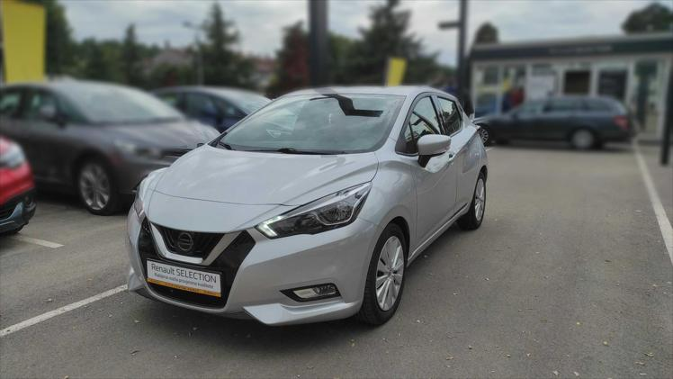 Used 64966 - Nissan Micra Micra 0,9 IG-T Acenta cars