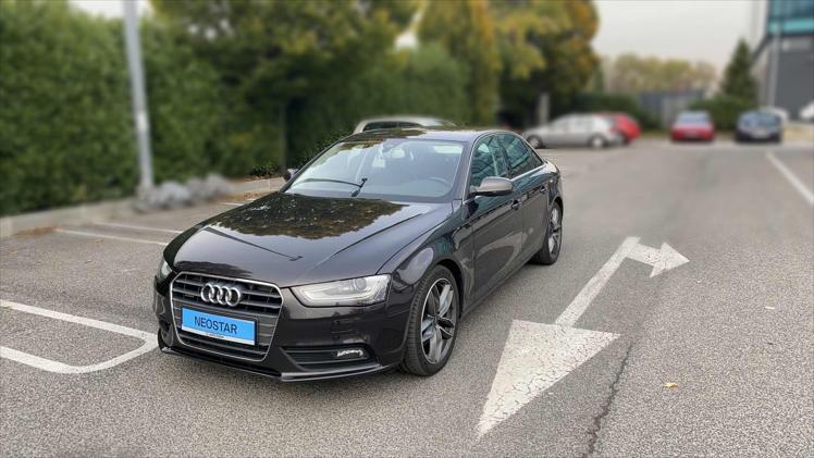 Used 64974 - Audi A4 A4 quattro 3,0 TDI S-tronic cars