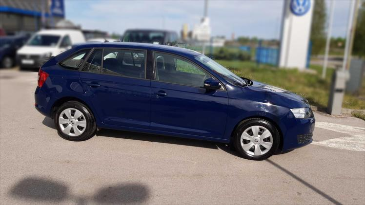 Škoda Rapid Spaceback 1,4 TDI Active