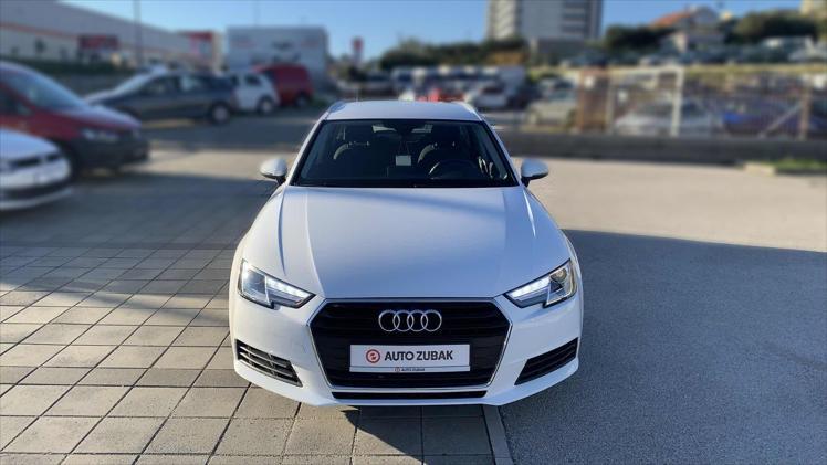 Audi A4 Avant 2,0 TDI Design