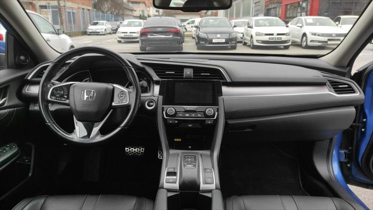 Honda HONDA Civic 1,6 i-DTEC Aut.