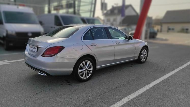 Rabljeni automobil na prodaju iz oglasa 58891 - Mercedes-Benz C-Klasa C 180 d Aut.