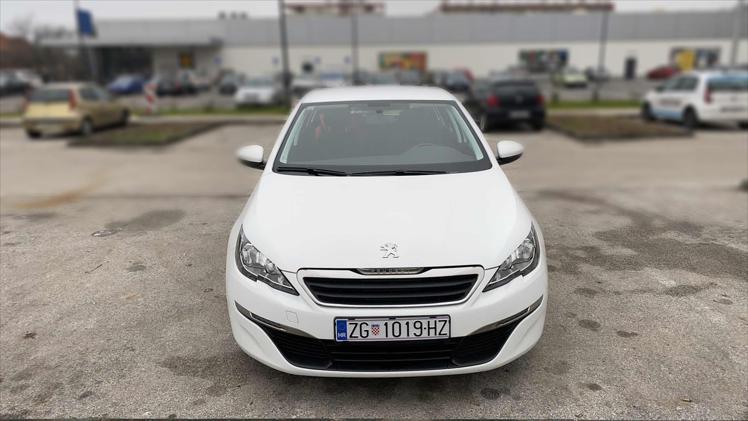 Peugeot 308 1,6 BlueHDi 100 S&S Style