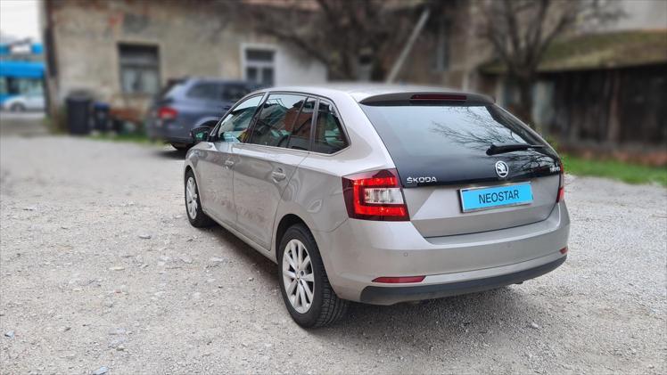 Škoda Škoda Rapid