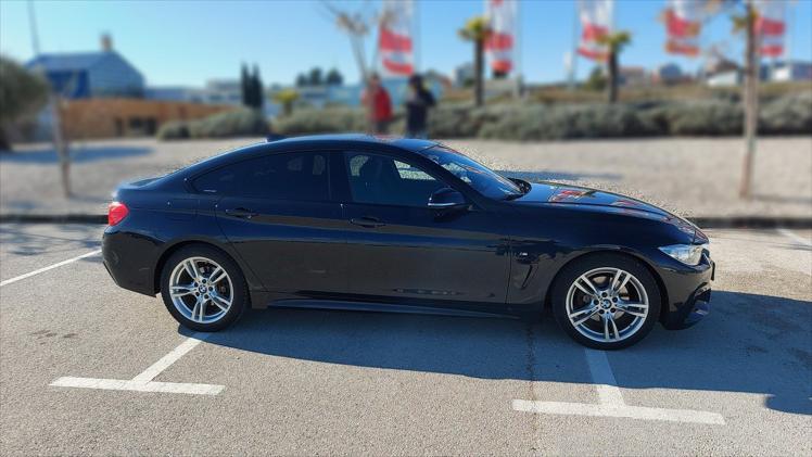 BMW BMW (D) Serija 4 Gran Coupé Diesel F36 (2014 - 2017)