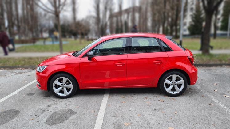 Audi A1 Sportback 1,0 TFSI Design Style