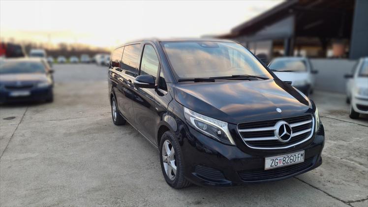 Mercedes-Benz V 220 d ekstra dugi Aut.