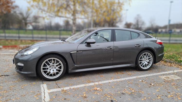 Porsche Panamera Diesel Tiptronic