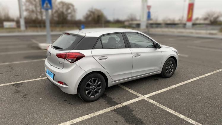 Hyundai i20 1,25 Comfort